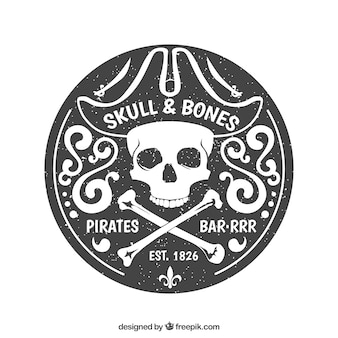 Piratas badge
