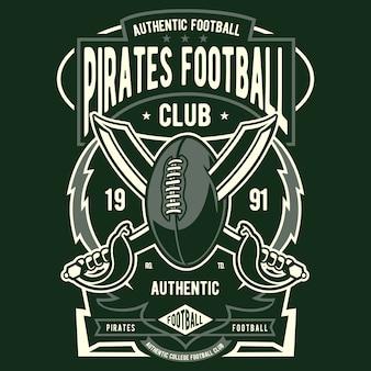 Piratas de futebol