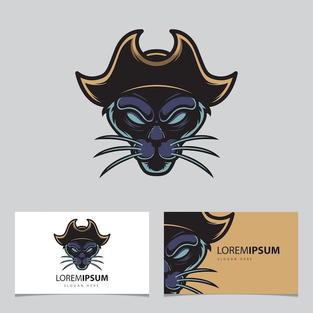 Piratas pantera logo