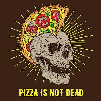 Pizza não está morta