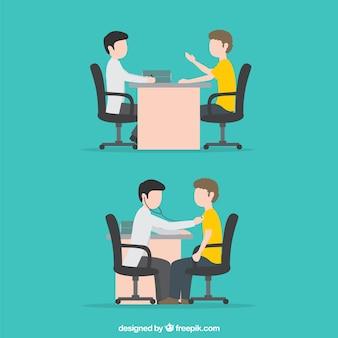 Planas medicina ilustrações consultoria