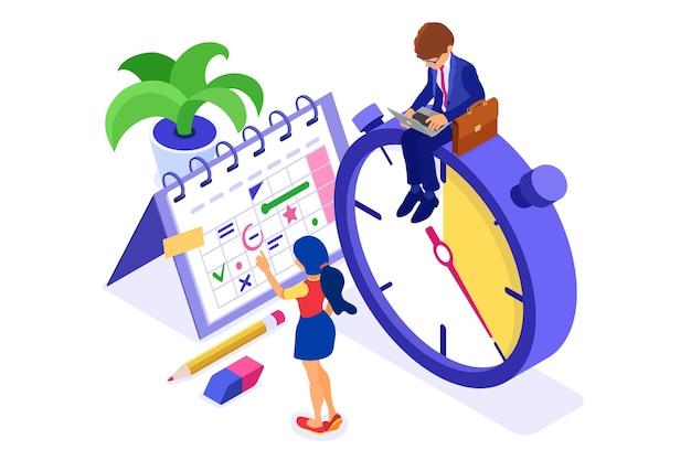 Planejamento, cronograma, gerenciamento de tempo, empresário, planejamento, trabalho, de casa