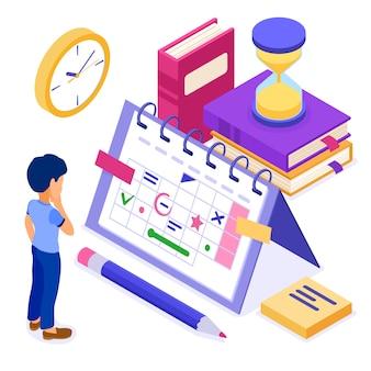 Planejando o gerenciamento de tempo do cronograma