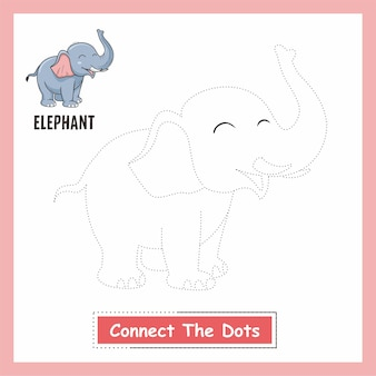 Planilha do elephant connect the dots book