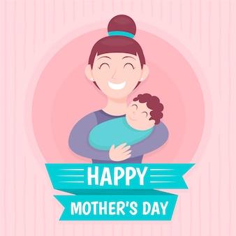 Plano de fundo dia das mães