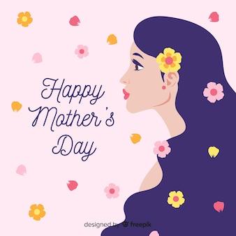 Plano de fundo do dia da mãe
