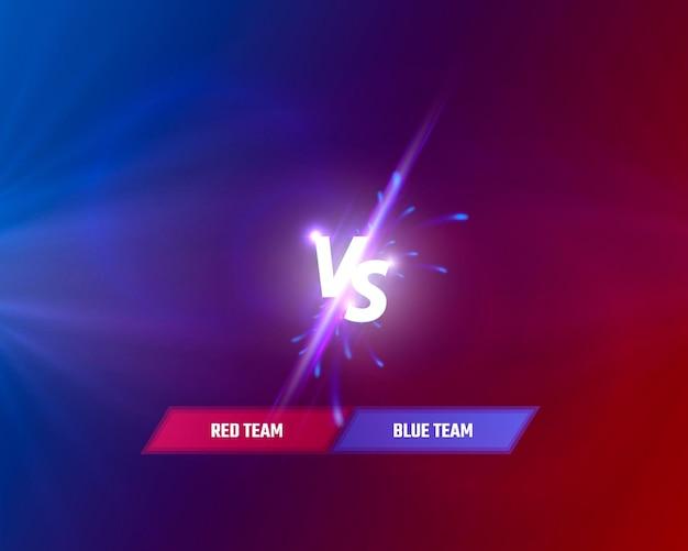 Plano de fundo do jogo versus