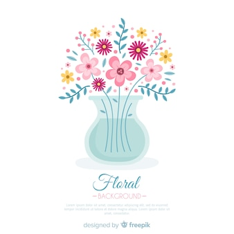Plano de fundo floral