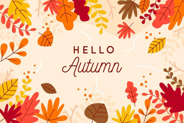 Plano de fundo outono