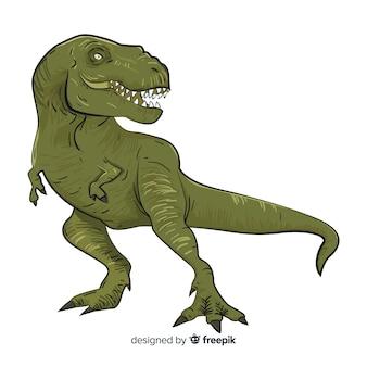 Plano de fundo t-rex