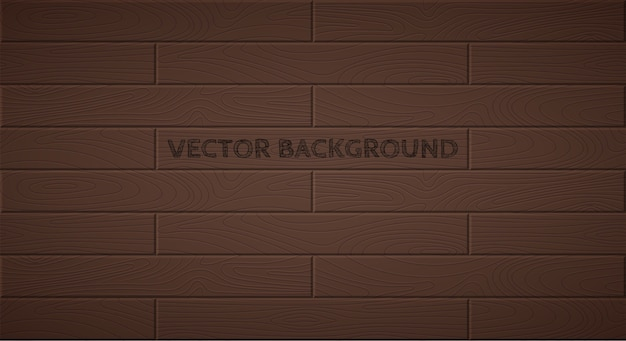 Plano de fundo texturizado de madeira escura.