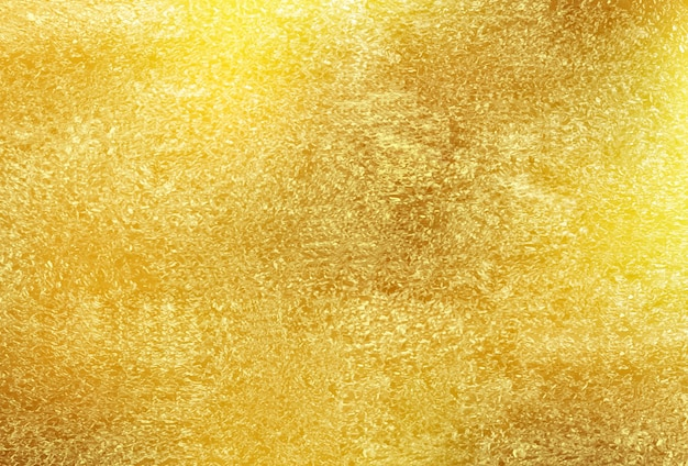 Plano de fundo texturizado dourado brilhante