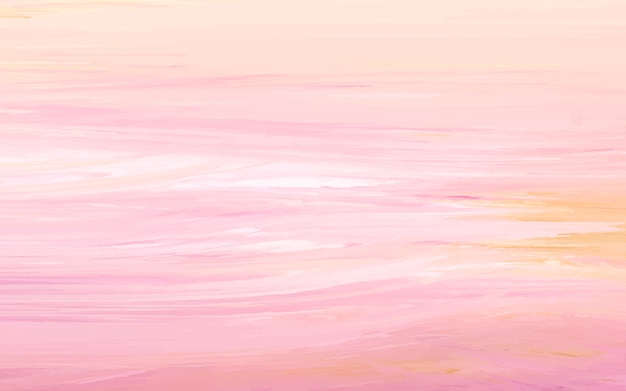 Plano de fundo texturizado peach escova acrílica abstrata