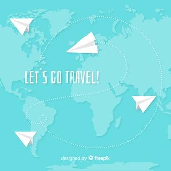 Plano de viagem