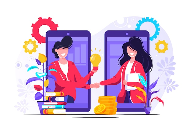 Plataforma de e-learning, curso on-line
