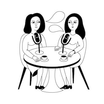 Podcast de mulher.
