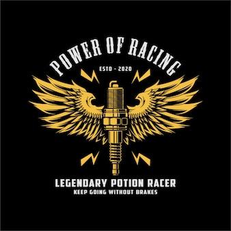 Poder de corrida
