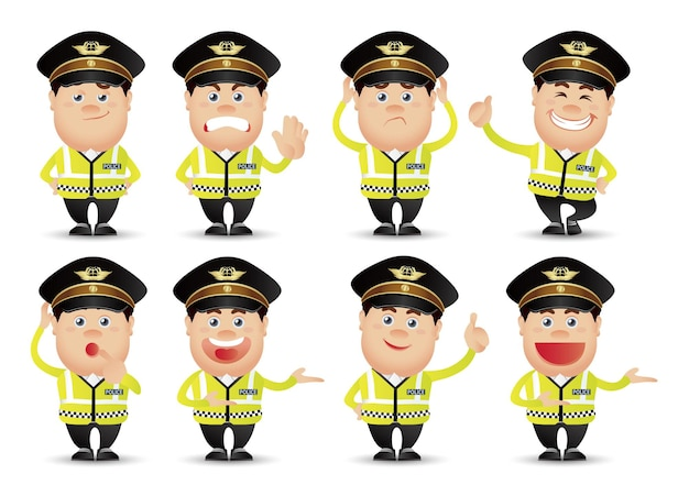 Policial-profissional-pessoal bonitinho