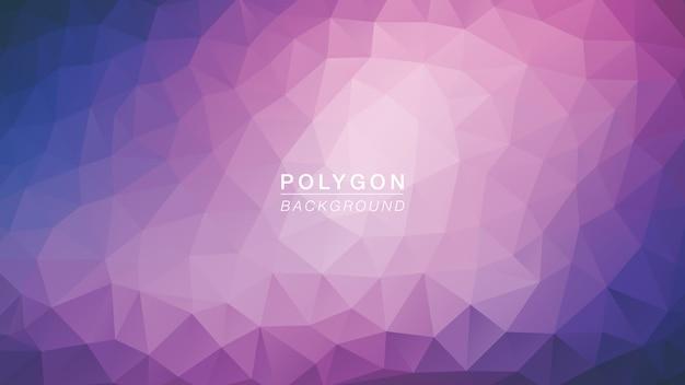 Polígono roxo