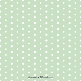 Polka dot padrão sem emenda
