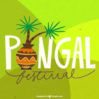 Pongal festival fundo