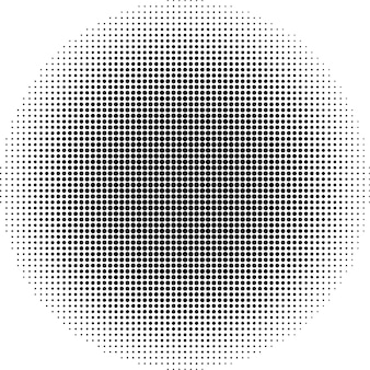 Pontos de meio-tom do vetor. pontos abstratos do círculo de fundo vector. eps 10