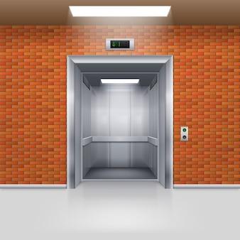 Portas de elevador