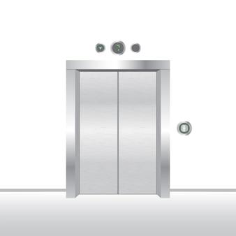 Portas do elevador