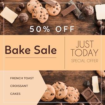 Postagem de vendas no instagram com imagem