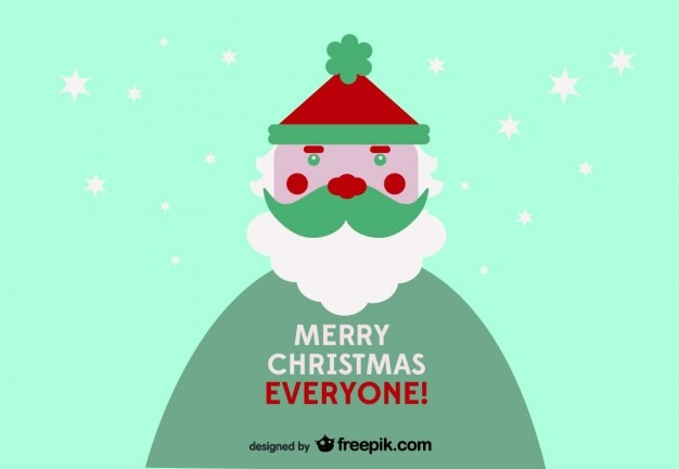 Postcard todos natal