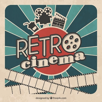 Poster cinema retro