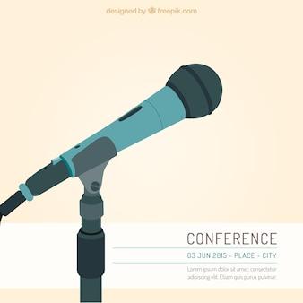 Poster conferência