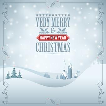 Poster de natal