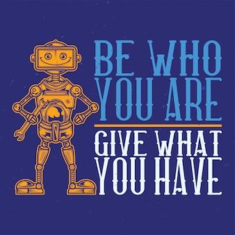 Pôster motivacional. projeto de citação inspiradora.