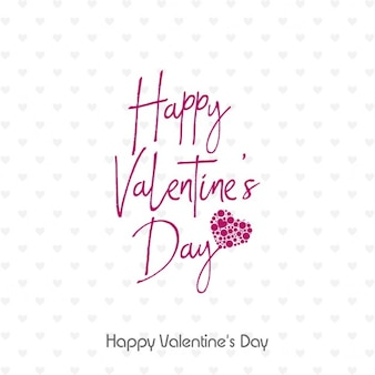 Poster valentine