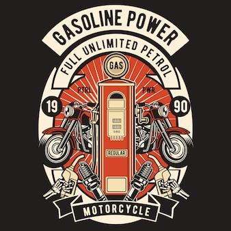 Potência Gasolina