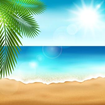 Praia marítima