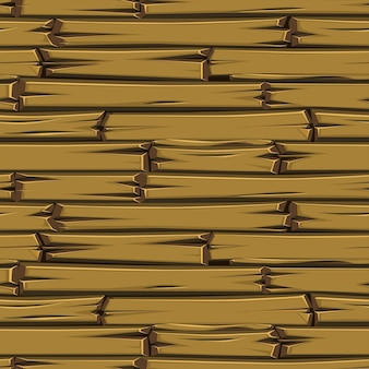 Pranchas de madeira de textura perfeita, piso velho marrom.