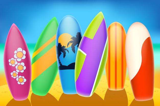 Pranchas de surf