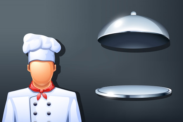 Prato de cozinha