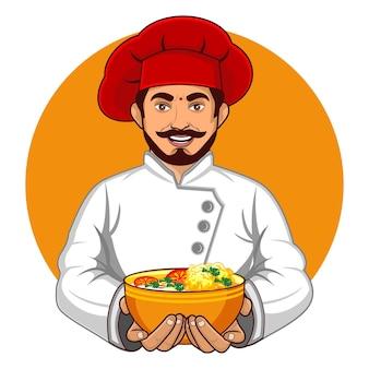 Pratos de curry