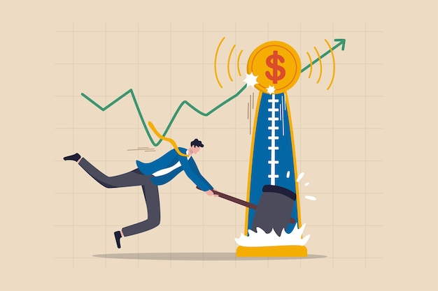 Preço do ativo de investimento atingiu o conceito mais alto