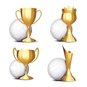 Prêmio jogo de vôlei