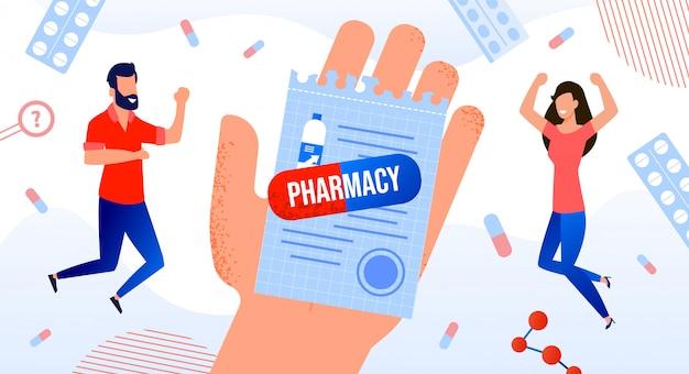 Prescrição de medicamentos farmácia médico