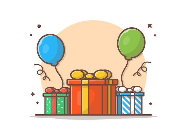 Presentes de aniversário
