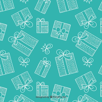 Presentes de natal pattern
