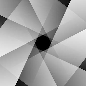 Preto e branco abstrato