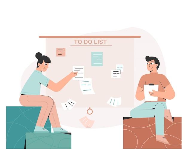 Priorizando tarefas na lista de afazeres