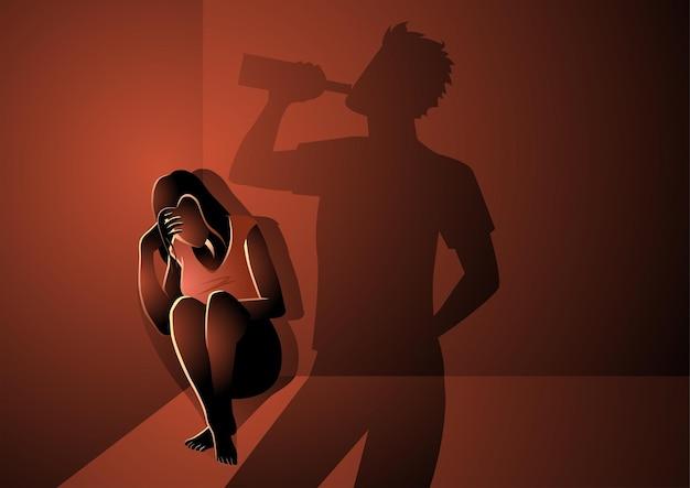 Problema de álcool e alcoolismo no conceito de relacionamento