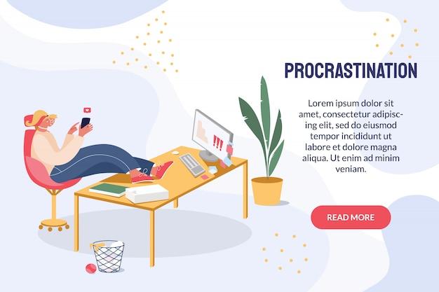 Procrastinação